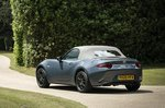 Mazda MX-5 2020 RHD right rear static