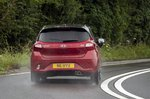 Hyundai i10 2020 rear cornering