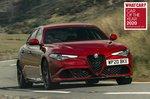 Alfa Romeo Quadrifoglio 2020 front tracking