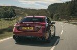 Alfa Romeo Quadrifoglio 2020 rear cornering