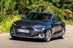 Audi A3 Saloon 2020 front cornering
