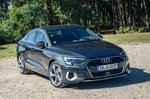 Audi A3 Saloon 2020 front static