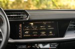 Audi A3 Saloon 2020 touchscreen