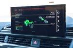 Audi RS4 Avant 2020 RHD infotainment