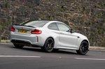BMW M2 CS 2020 right panning