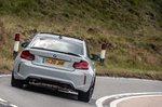 BMW M2 CS 2020 rear cornering