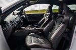 BMW M2 CS 2020 front seats