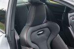 BMW M2 CS 2020 driver's seat