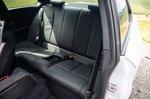 BMW M2 CS 2020 rear seat