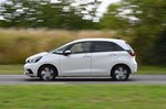 Honda Jazz 2021 left panning