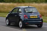Fiat 500 2020 rear left cornering