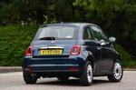 Fiat 500 2020 rear right cornering