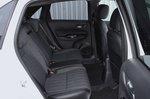 Honda Jazz 2020 rear seats