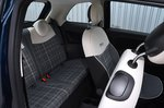 Fiat 500 2020 RHD rear seats