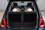 Fiat 500 2020 boot open