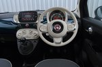 Fiat 500 2020 RHD dashboard