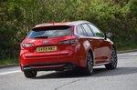 Toyota Corolla Touring Sport 2020 rear cornering