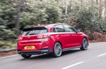 Hyundai i30N 2020 rear tracking