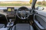 Kia Ceed Sportswagon 2020 RHD dashboard