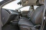 Kia Ceed Sportswagon 2020 RHD front seats