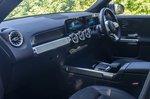 Mercedes GLB 2021 RHD front seats