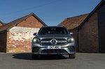 Mercedes GLB 2020 RHD front exterior
