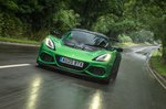 Lotus Exige 2020 RHD front tracking