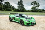Lotus Exige 2020 RHD front right static