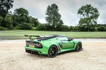 Lotus Exige 2020 RHD right rear static