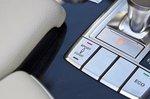 Mercedes SL suspension button