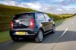 Seat Mii Electric 2020 rear tracking