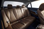 Mercedes E Class 2020 rear seats