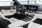 Mercedes E Class 2020 front seats