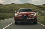 Alfa Romeo Stelvio Quadrifoglio 2020 front tracking