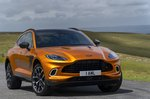 Aston Martin DBX 2020 front static