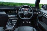 Audi A3 Sportback 2020 dashboard