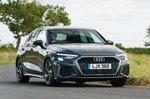 Audi A3 Sportback 2020 front cornering
