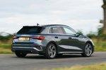 Audi A3 Sportback 2020 rear