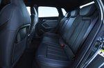 Audi A3 Sportback 2020 rear seats