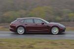 Porsche Panamera Sport Turismo 2020 right panning