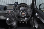 Abarth 595 2020 RHD dashboard