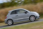 Abarth 595 2020 right panning