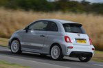 Abarth 595 2020 left rear panning