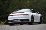 Porsche 911 Targa 2020 rear cornering