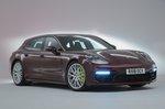 Porsche Panamera Sport Turismo 2020 front right studio