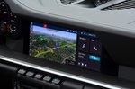 Porsche 911 Targa 2020 RHD infotainment