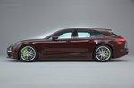 Porsche Panamera Sport Turismo 2020 left studio
