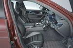 Porsche Panamera Sport Turismo 2020 front seats