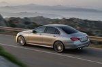 Mercedes E Class 2020 rear tracking