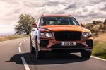 Bentley Bentayga 2020 front tracking